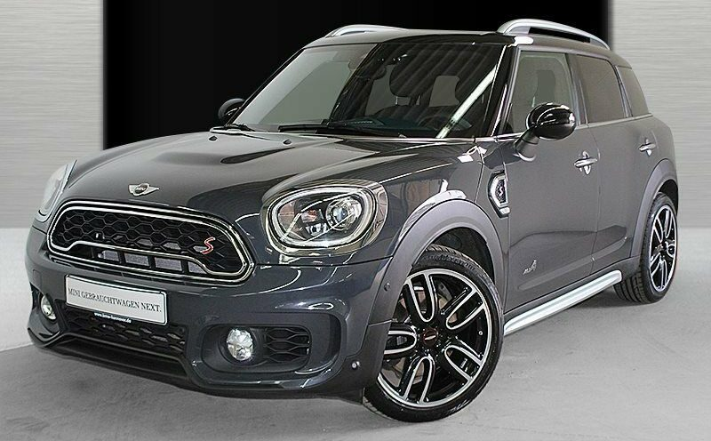 MINI Cooper S Countryman ALL4 Wired JCW Chili