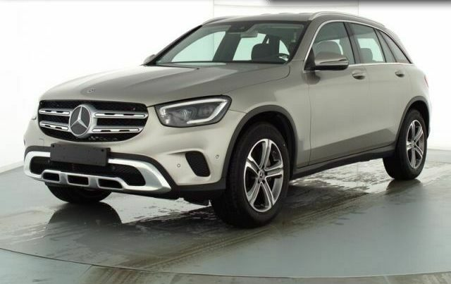 Mercedes-Benz GLC 200 d 4MATIC Spur-Paket+LED+PTS+Navi+Klima-A
