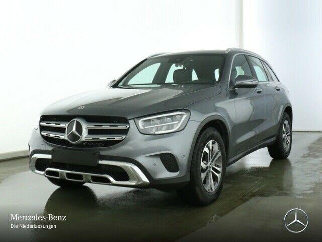 Mercedes-Benz GLC 220 d 4M LED Easy-Pack 9G Sitzh Sitzkomfort