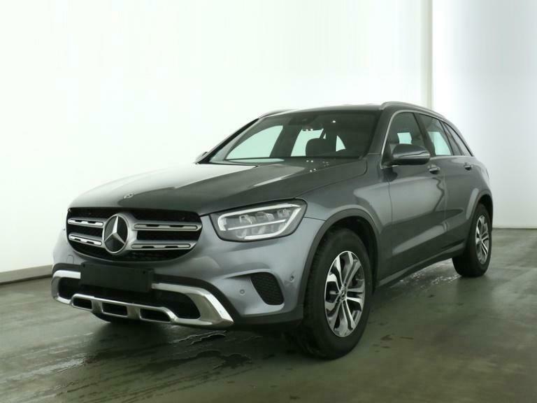 Mercedes-Benz GLC 200 d 4M Exclusive*LED*AHK*DigRadio*PDC*Navi