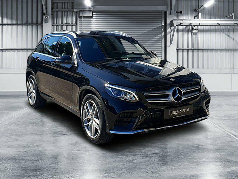 Mercedes-Benz GLC 220 d 4M AMG Line Int/Ext. 9G Comand LED