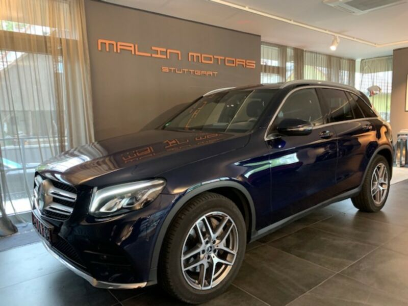 Mercedes-Benz GLC 220 d 4Matic AMG LINE-COMMAND