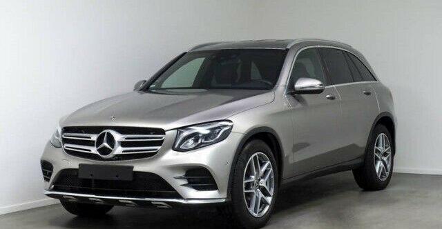 Mercedes-Benz GLC 220 d 4M AMG Line Int/Ext DAB Navi LED Easyp