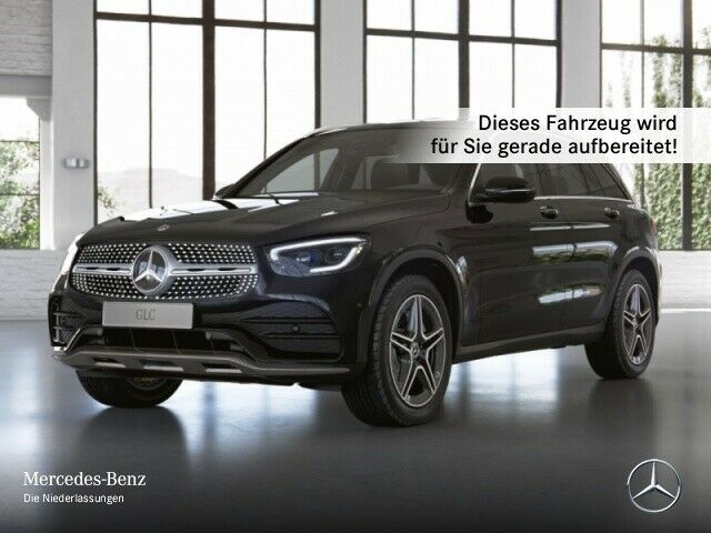 Mercedes-Benz GLC 200 4M AMG Stdhzg Multibeam Distr. Kamera 9G