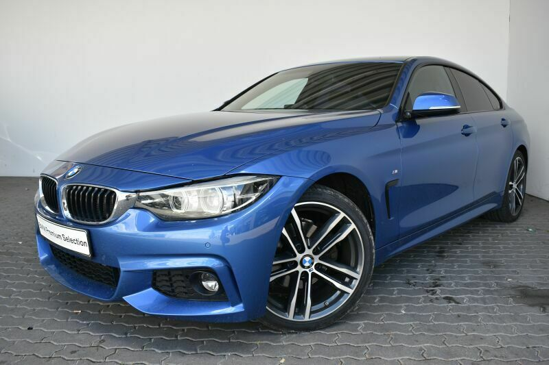BMW 420dA Gran Coupe M Sport Navi.HiFi.Rückfahrkamer