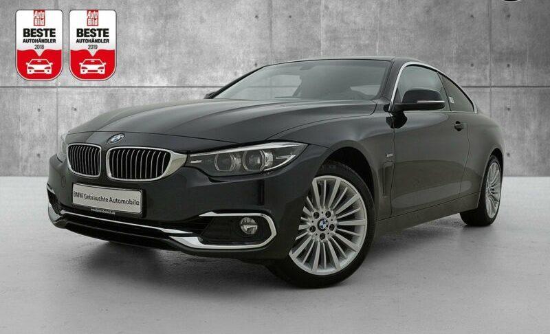 BMW 420i xDrive Coupé Luxury Line HiFi DAB RTTI Shz