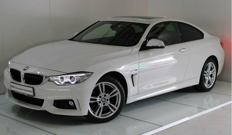 BMW 420d xDrive M-Sport / Navi / Panorama Dach