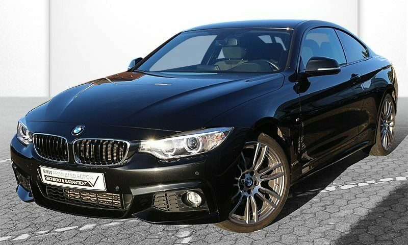 BMW 420d Coupé Sportpaket Head-Up HiFi Var. Lenkung