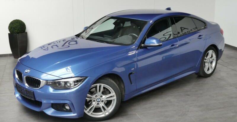 BMW 420d Gran Coupé Aut. M-Sport NAV+LED+H&K+HEAD-UP