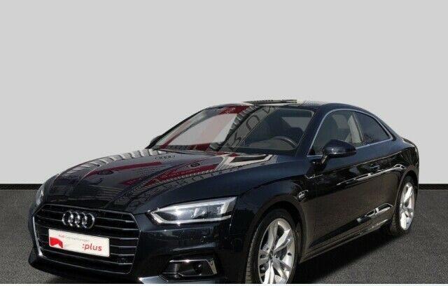 Audi A5 Coupe design 2.0 TDI Matrix LED Navi AD Kurve
