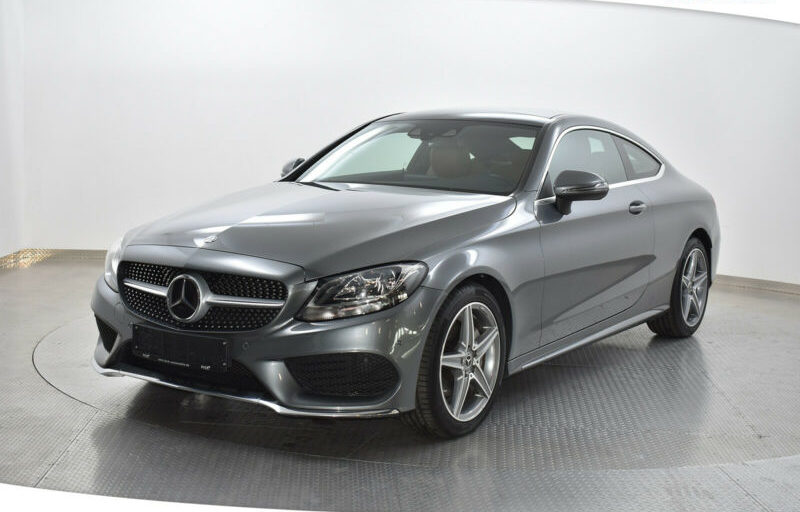Mercedes-Benz C220d Coupe 9G-Tr. AMG Line >PANOR.+LED+KAM+ACC+
