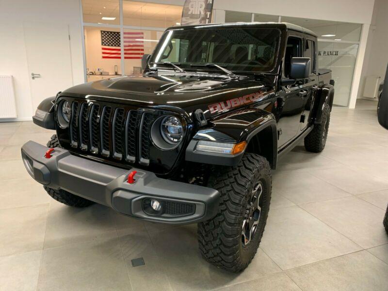 Jeep Wrangler Gladiator JT 3,6 Rubicon Dual Top