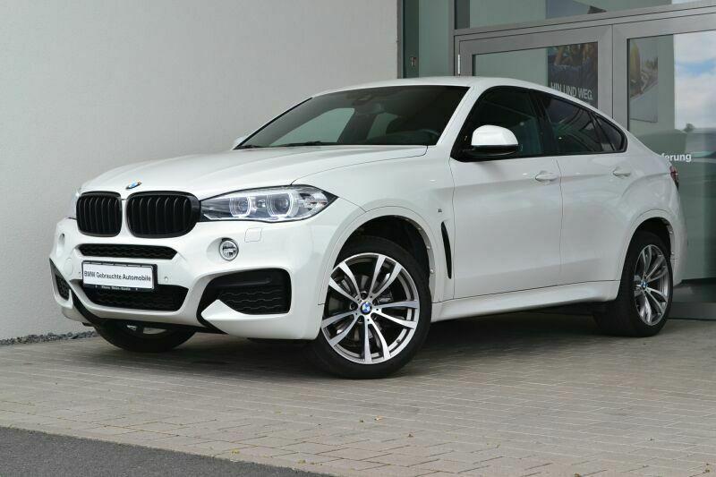 BMW X6 xDrive30d Sports Activit M Sportpaket HUD RTT