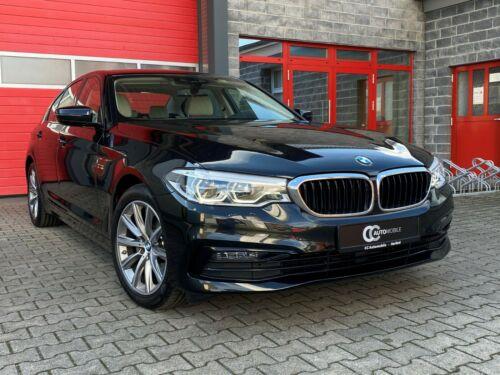 BMW 520d xDrive Sport Line HuD Sitzbelüf. Standheiz.