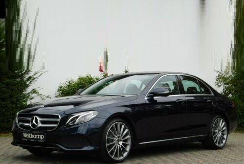 Mercedes-Benz E 220 d Avantgarde+AMG 20″+LED+Navi+Kamera+PTS