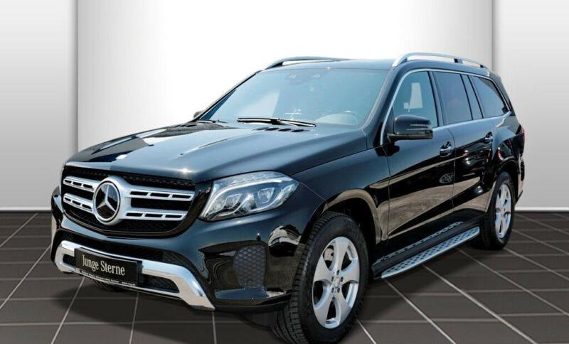 Mercedes-Benz GLS 500 4MATIC RüKam./Navi/AHK/LED/Sitzheizung