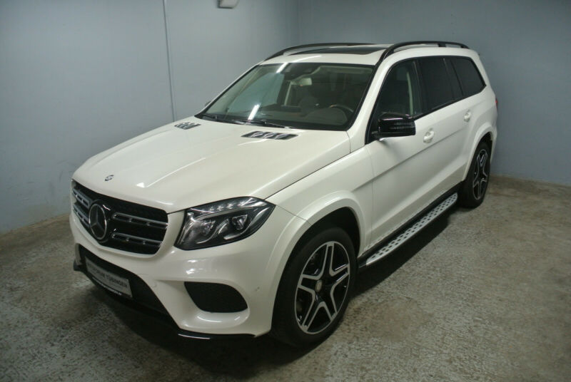 Mercedes-Benz GLS 400 *AMG*NIGHT*COMAND*SHD*DESIGNO*DISTRO*