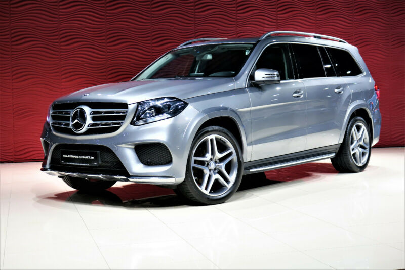 Mercedes-Benz GLS 400 4Matic 9G*AMG-LINE*COMAND*21″LM*PANORAMA