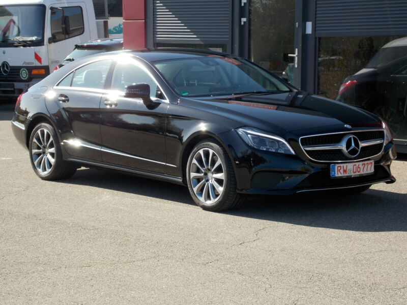 Mercedes-Benz CLS 350 d 4Matic Sportpaket+Multibeam LED