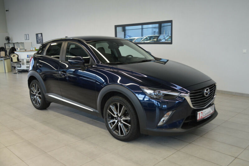Mazda CX-3 Sports-Line*Head-up*Euro 6*i-Stop*Spur.Ass*