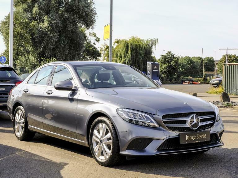 Mercedes-Benz C 180 Avantgarde*Spur-Paket*LED*Kamera*Navi*PDC*