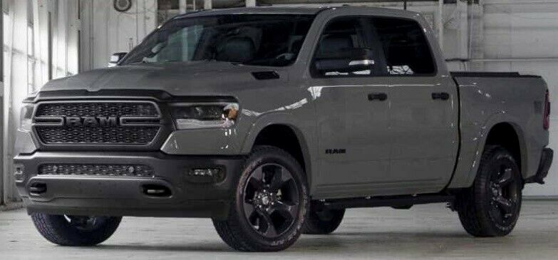 Dodge RAM Big Horn 1500 Crew Cab Build to ServeEdition
