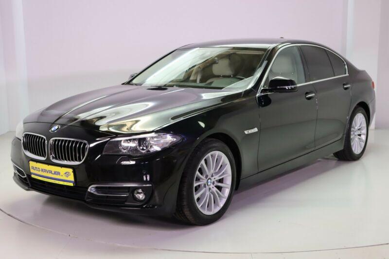 BMW 520 xd *HUD *Navi * Leder * Xenon * Shzg. * RFK