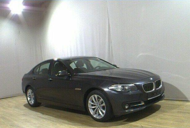 BMW 520 xDrive Leder Navi HiFi AHK Xenon