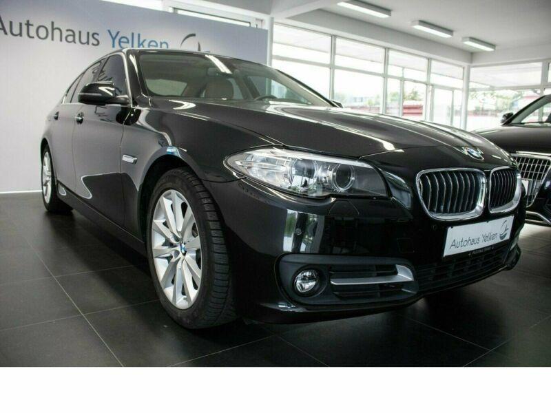 BMW 525 d Lim. xDrive*SOFT-CLOSE*LEDER*PDC*SCHIEBE-D