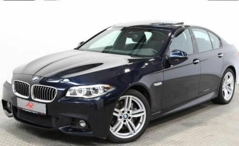 BMW 530 d xDrive SAG M SPORT SCHIEBEDACH,19ZOLL,LED