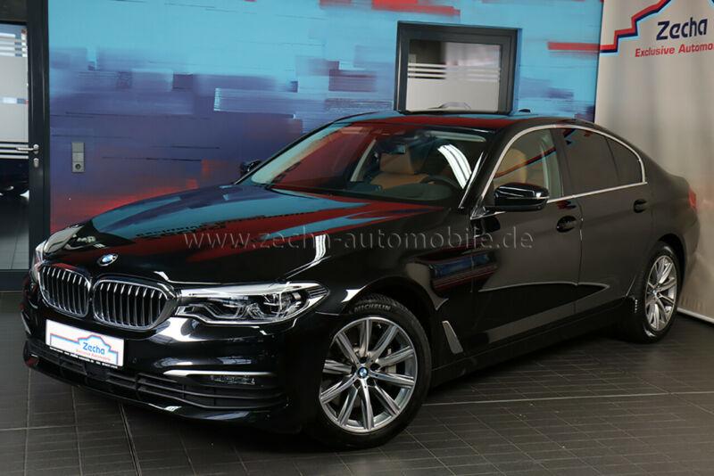 BMW 530d xDr. Lim. Driv+ Park+ Standhzg.Glasd. Sitzl