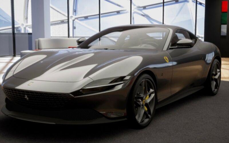 Ferrari FERRARI ROMA FIRSTCARS 12.2020 DELIVERY NEWCAR!