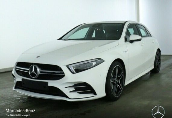 Mercedes-Benz A 35 AMG 4M Multibeam Navi Premium Kamera PTS