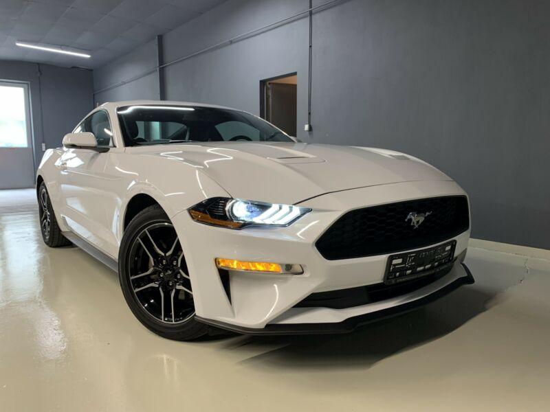 Ford Mustang 2.3 EcoBoost AT*Leder*Camera*Alufelgen