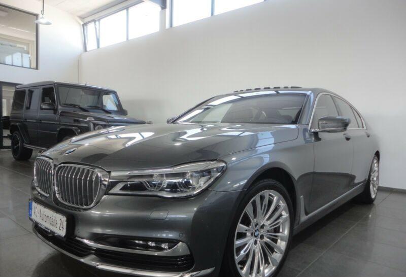 BMW 750xd*Individual*3xTV*360°ACC*HUD*LASER*B&W*DAB*