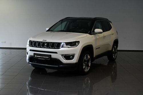 Jeep Compass Limited 4WD Xenon Navi Teilleder SHZ PDC