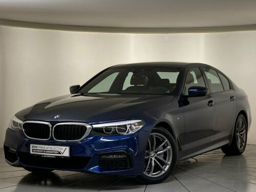 BMW 520d xDrive Limousine M Sportpaket WLAN Shz