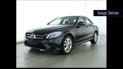 Mercedes-Benz C 220 d Avantgarde 4M AHK+SD+LED+High-END Info