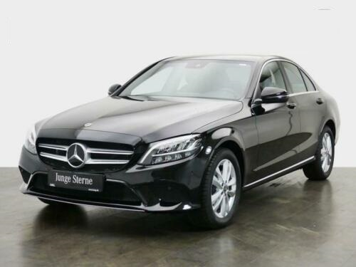 Mercedes-Benz C 220 d 4M Avantgarde+COM+LED-HP+SpurP+ParkAss++