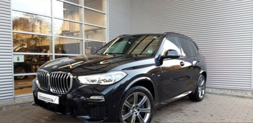 BMW X5 40iA M-Sport,20″,Standh,ACC,Laser,AHK,HUD,GSD