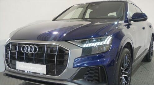 Audi Q8 50 TDI quat. S LINE HD MATRIX LED B&O AHK