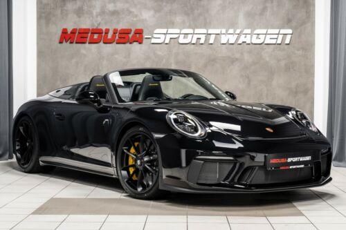 Porsche 991 SPEEDSTER CARBON LIFT CAMERA NEW FULL STOCK!