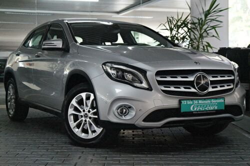 Mercedes-Benz GLA 220 4MATIC DCT DISTRONIC 360° MEMORY COMAND