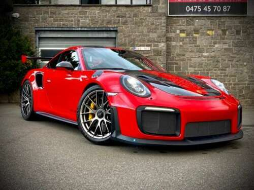 Porsche 991 3.8 Bi-Turbo GT2 RS PDK Weissach Pack !!