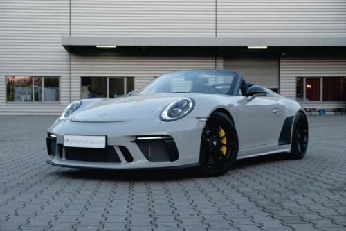 Porsche 911/991 Speedster/Steuer/68km/Keramik