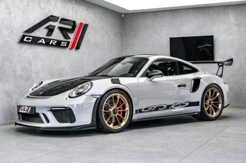 Porsche 991.2 GT3 RS WEISSACH Lift Carbon Clubsport