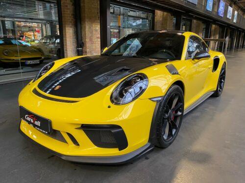 Porsche 991 GT3 RS *Weissach*Clubsport-Paket*ohne OPF*