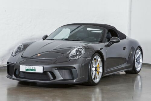 Porsche 991 Speedster, Sonderfarbe,Exclusive Ausstattung