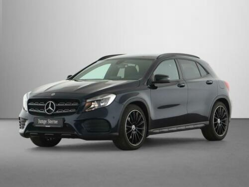 Mercedes-Benz GLA 250 4M AMG Night Kamera Navi PDC