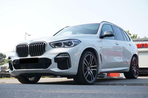 BMW X5 M50d PANO LASER HUD VIRT B&W GESTIK SOFT 360°